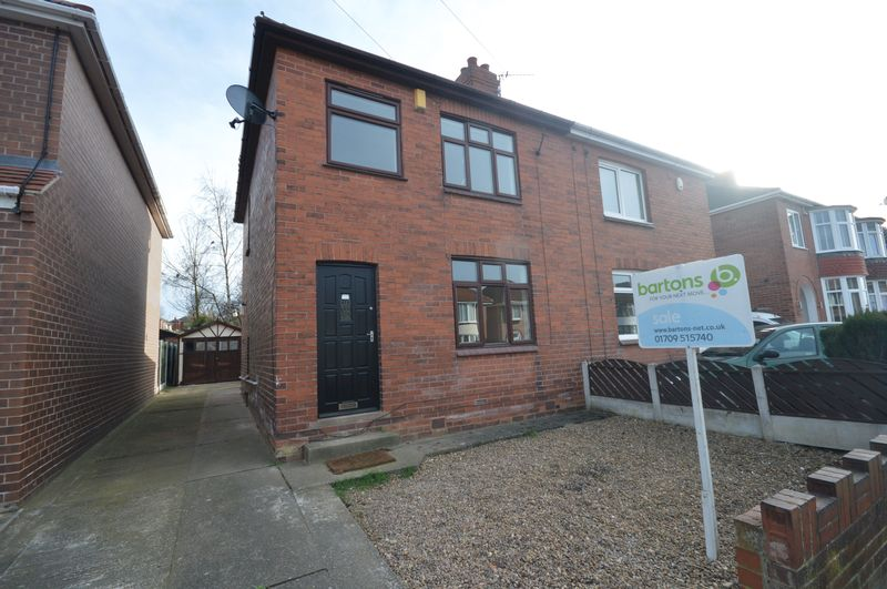 3 Bedrooms Semi Detached House for sale in Coverleigh Road, Wath, Rotherham