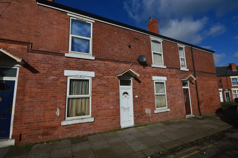2 Bedrooms Terraced House for sale in Hatherley Road, Rotherham
