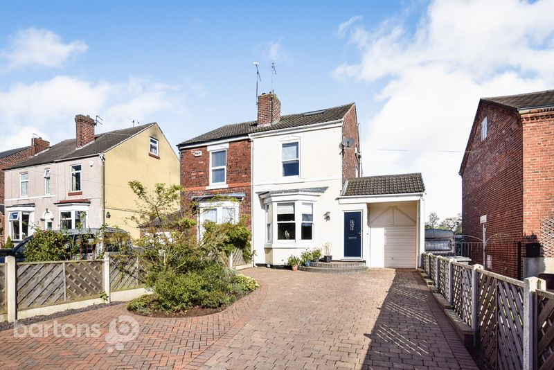 3 Bedrooms Semi Detached House for sale in Lister Street, CLIFTON