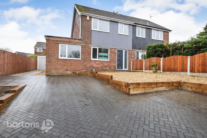3 Bedrooms Semi Detached House for sale in Manor Fields, Kimberworth
