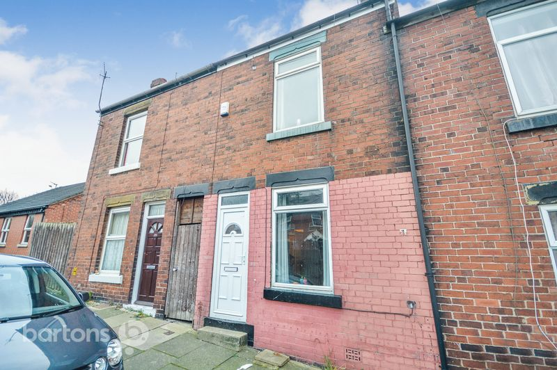 2 Bedrooms Terraced House for sale in Henley Grove Road, Rotherham