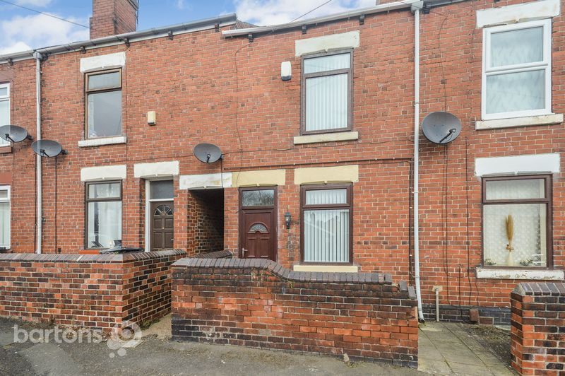 2 Bedrooms Terraced House for sale in Peashill Street, Rawmarsh, Rotherham