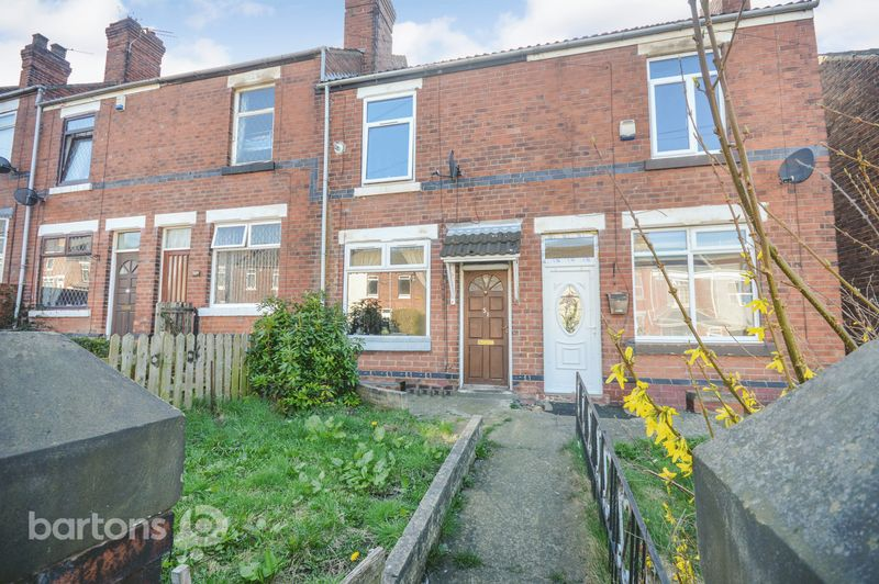 2 Bedrooms Terraced House for sale in Foljambe Road, Rotherham
