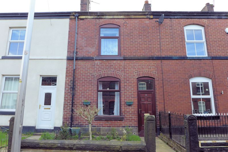 2 Bedrooms Terraced House for sale in Ducie Street, Whitefield