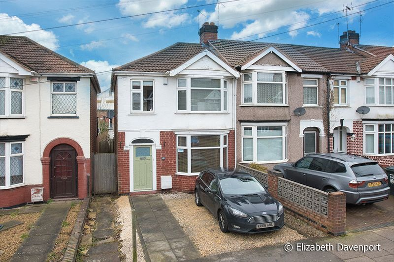 3 Bedrooms Terraced House for sale in Westcotes, Tile Hill, Coventry