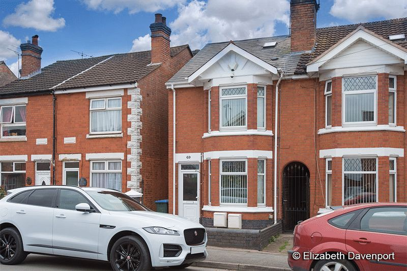3 Bedrooms Terraced House for sale in Wilsons Lane, Longford, Coventry