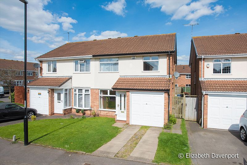 3 Bedrooms Semi Detached House for sale in Denshaw Croft, Coventry