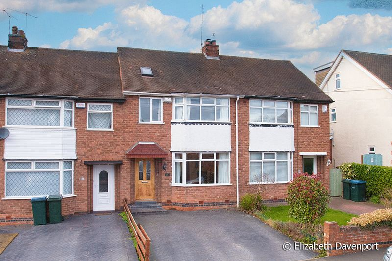 4 Bedrooms Terraced House for sale in Gretna Road, Finham, Coventry