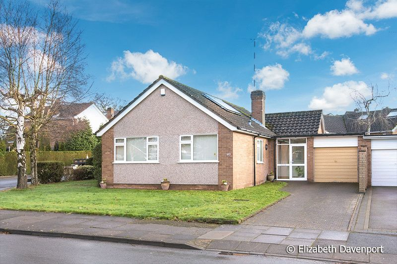 3 Bedrooms Detached Bungalow for sale in Dewsbury Avenue, Stivichall Grange, Coventry