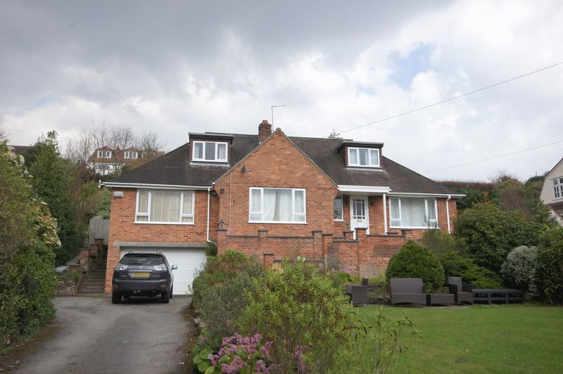 4 Bedrooms Detached House for sale in Oldfield Road, Heswall