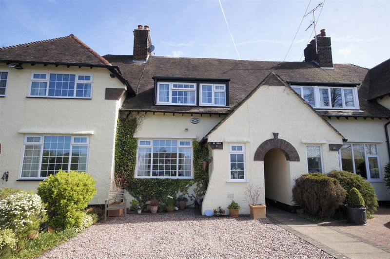 3 Bedrooms Terraced House for sale in Napps Way, Heswall