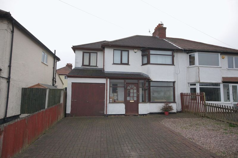 4 Bedrooms Semi Detached House for sale in Greenbank Drive, Pensby
