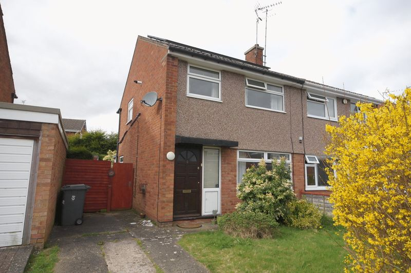 3 Bedrooms Semi Detached House for sale in Exmoor Close, Irby