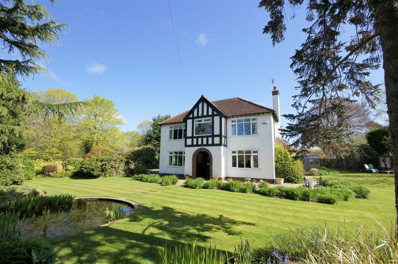6 Bedrooms Detached House for sale in Manor Road, Thornton Hough