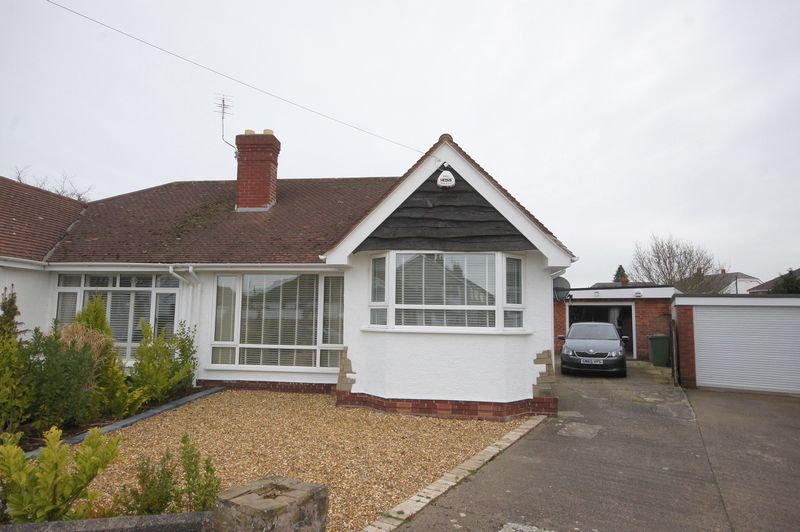 2 Bedrooms Semi Detached Bungalow for sale in Heywood Boulevard, Thingwall