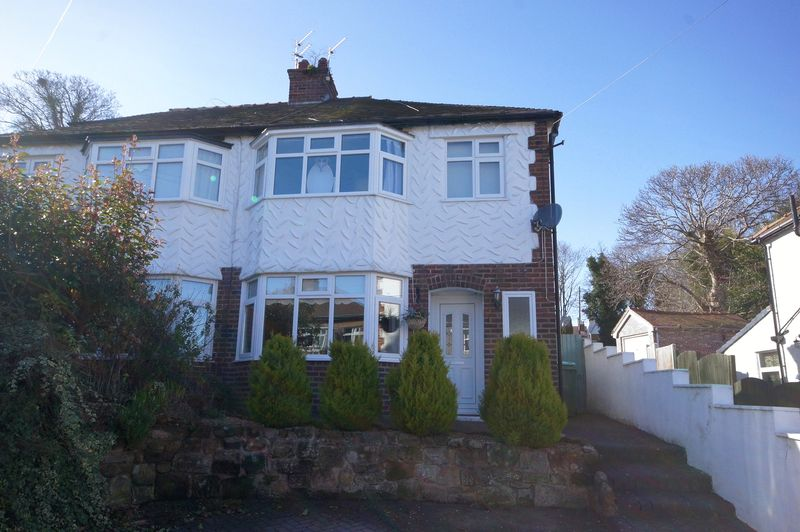 3 Bedrooms Semi Detached House for sale in Grange Drive, Heswall
