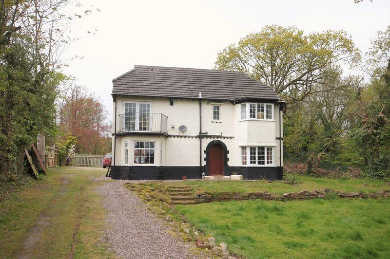 4 Bedrooms Detached House for sale in Storeton Lane, Barnston
