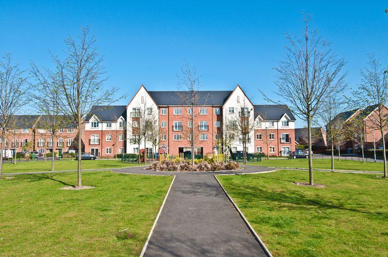 Monks Place, Warrington