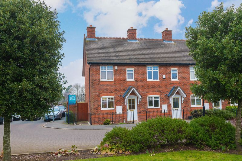 2 Bedrooms Terraced House for sale in White Clover Square, Lymm