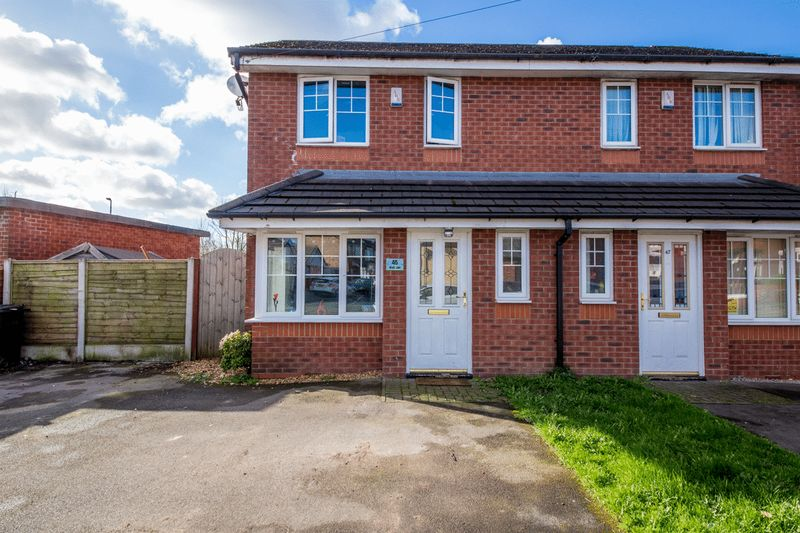 2 Bedrooms Semi Detached House for sale in Moss Lane, Platt Bridge