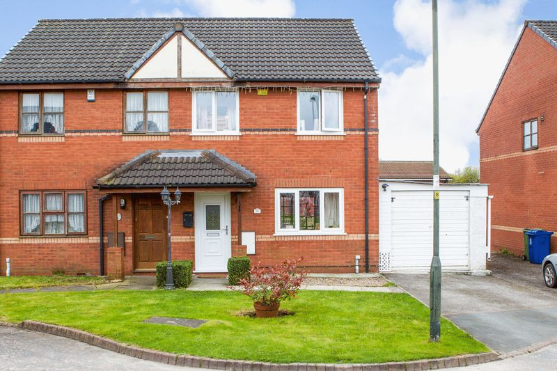 3 Bedrooms Semi Detached House for sale in Roach Green, Wigan