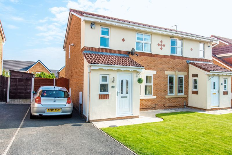 Newhouse Drive, Winstanley, Wigan, WN3