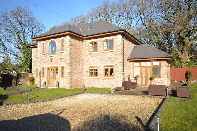 5 Bedrooms Detached House for sale in Penybryn Road, Bridgend