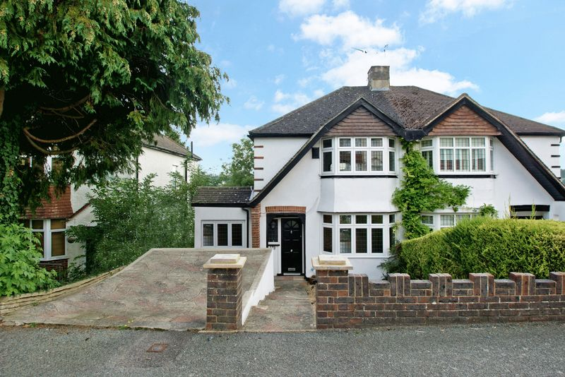 4 Bedrooms Semi Detached House for sale in Winifred Road, CR5