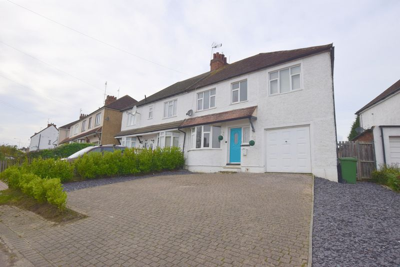 4 Bedrooms Semi Detached House for sale in Newton Road, Bletchley, Milton Keynes