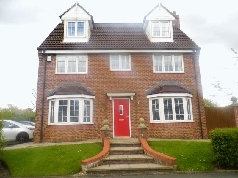 5 Bedrooms Detached House for sale in Cherwell Road, Bolton