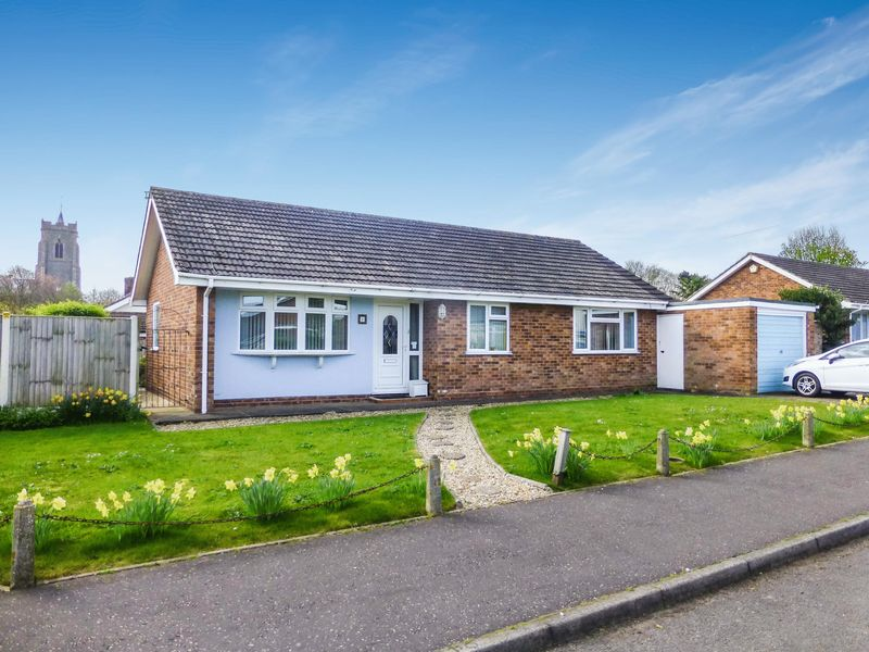 3 Bedrooms Detached Bungalow for sale in Martham