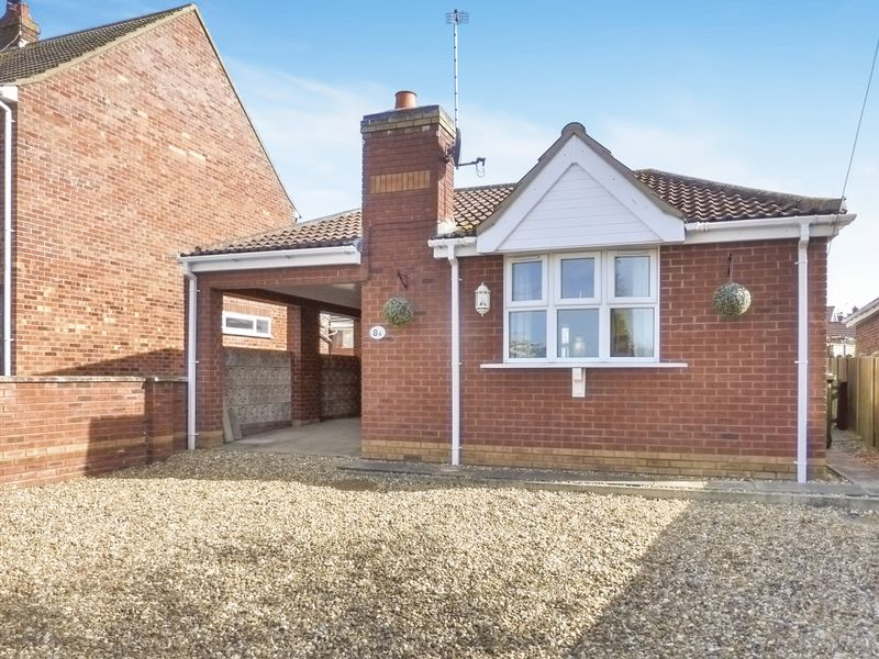 2 Bedrooms Detached Bungalow for sale in Hemsby