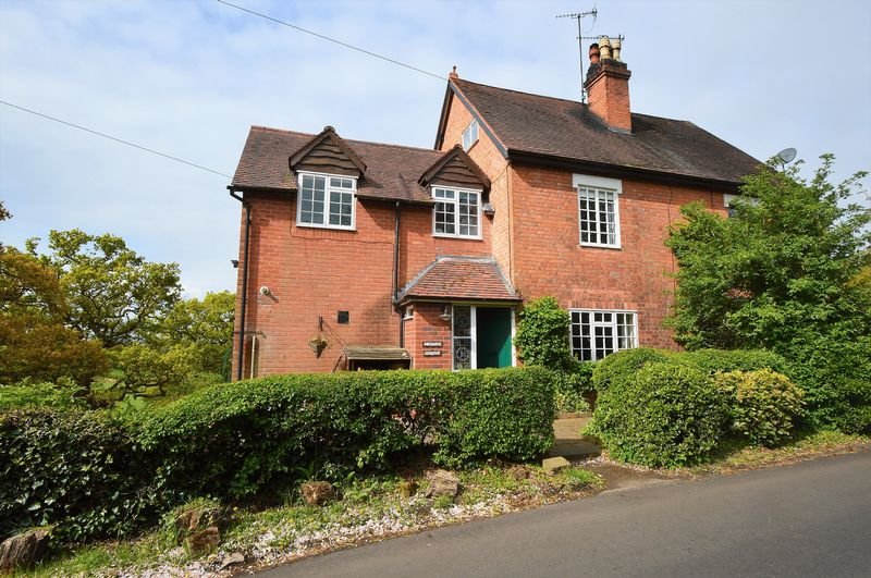 3 Bedrooms Semi Detached House for sale in Hardwick Lane * Outhill * Studley
