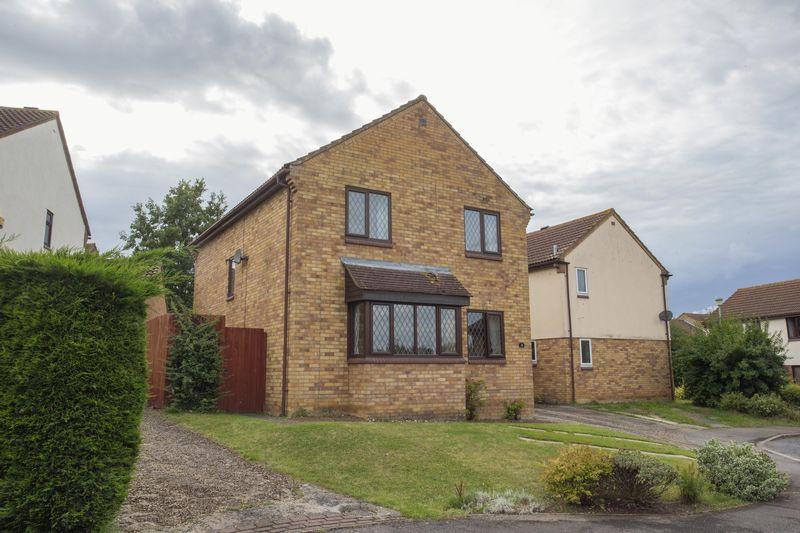 Russet Close, Bury St Edmunds, IP32