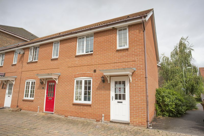 Wagtail Drive, Bury St Edmunds, IP32