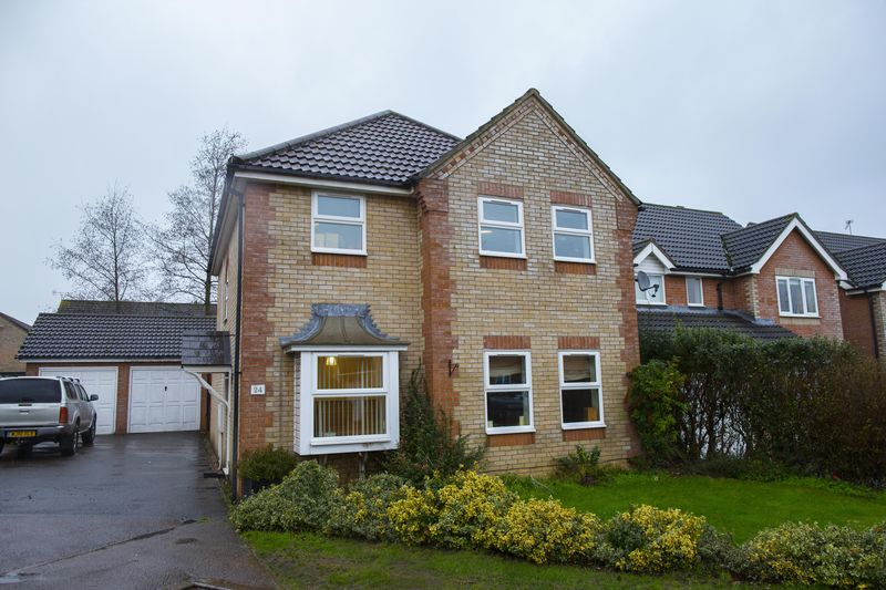 Cardinal Close, Bury St Edmunds, IP32