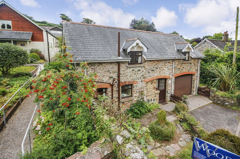 3 Bedrooms Detached House for sale in Ashprington, Totnes