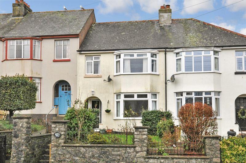 3 Bedrooms Terraced House for sale in Western Villas, Totnes