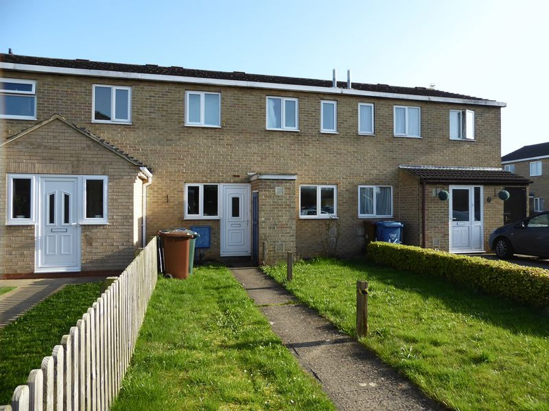 3 Bedrooms Terraced House for sale in Andover Close, Bicester