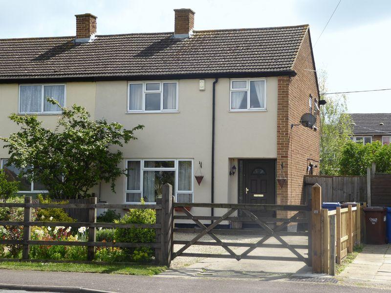 3 Bedrooms Semi Detached House for sale in Murcott Road, Upper Arncott