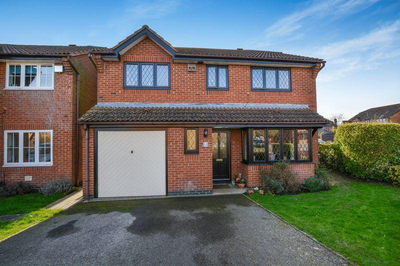 4 Bedrooms Detached House for sale in Ravencroft, Bicester