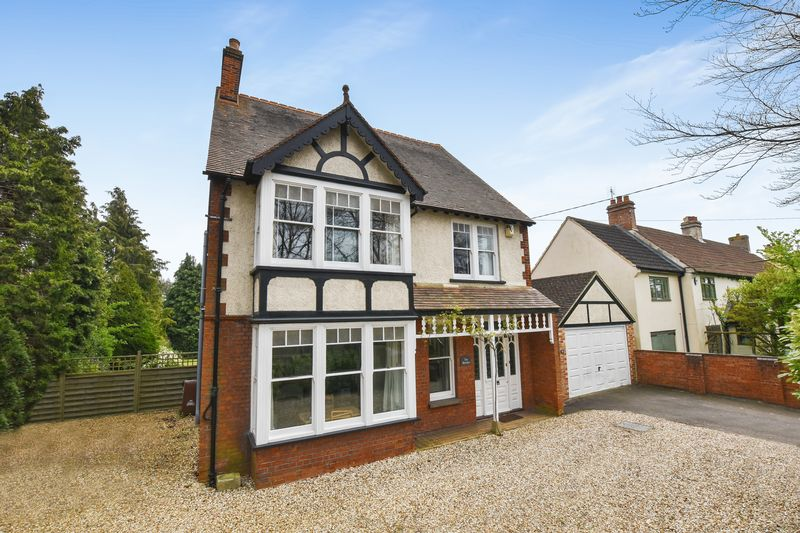 4 Bedrooms Detached House for sale in 50 Buckingham Road, Bicester