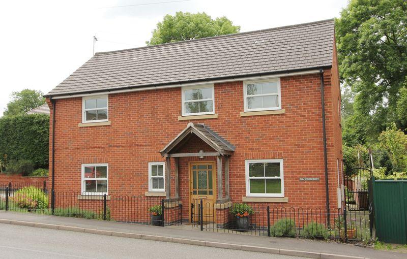 Hill Street, Donisthorpe, Derbyshire DE1...