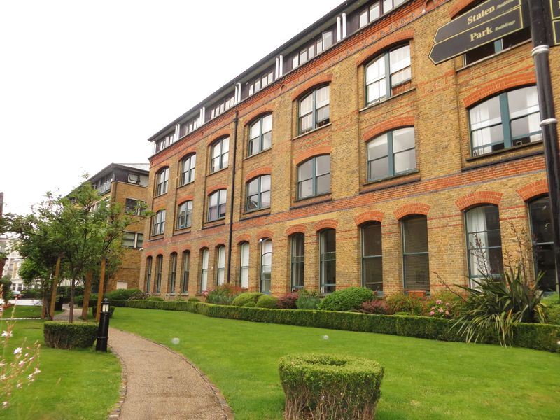 Arlington Buildings Bow Quarter Fairfield Road