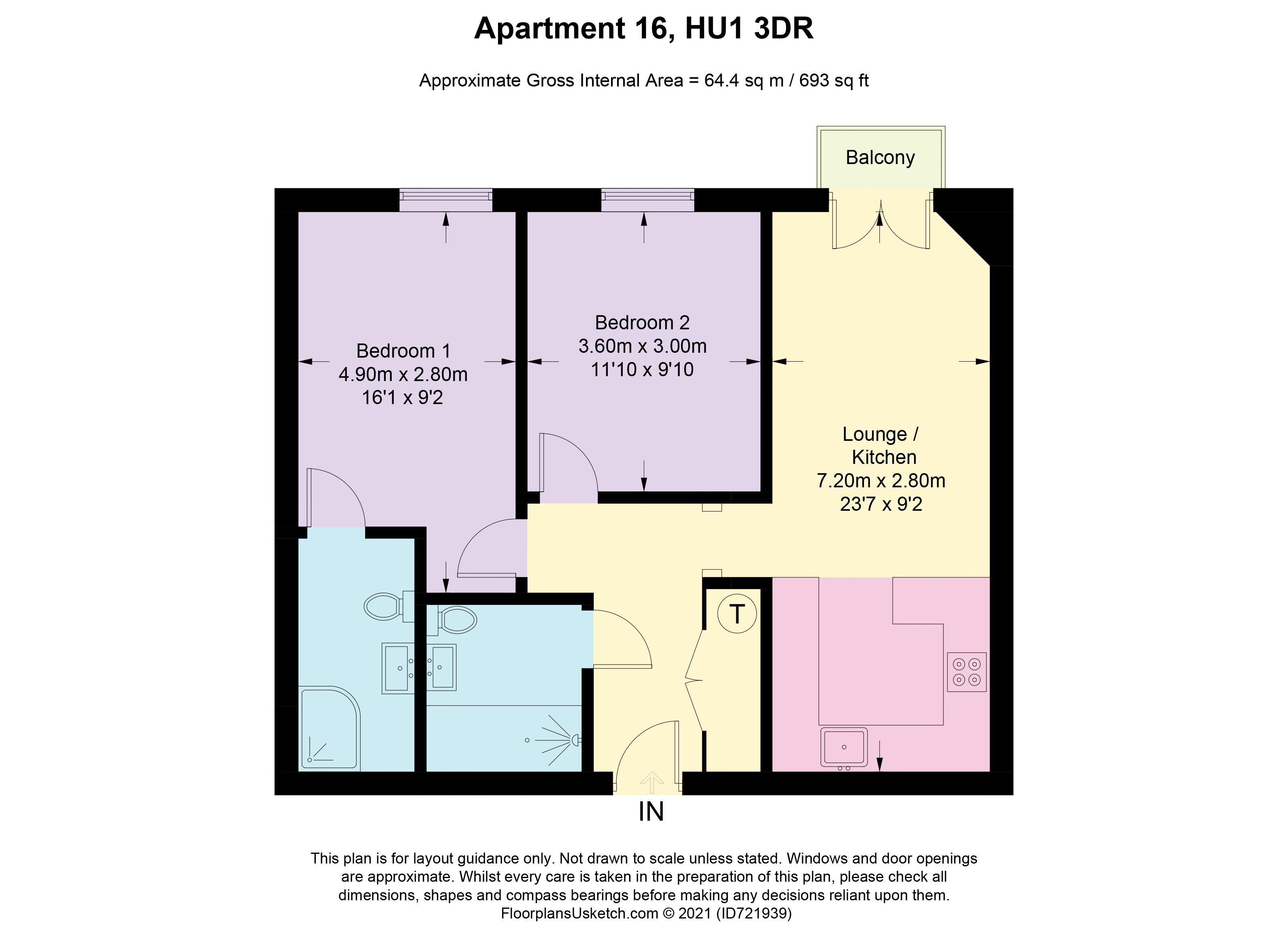 Apartment - Queens Court