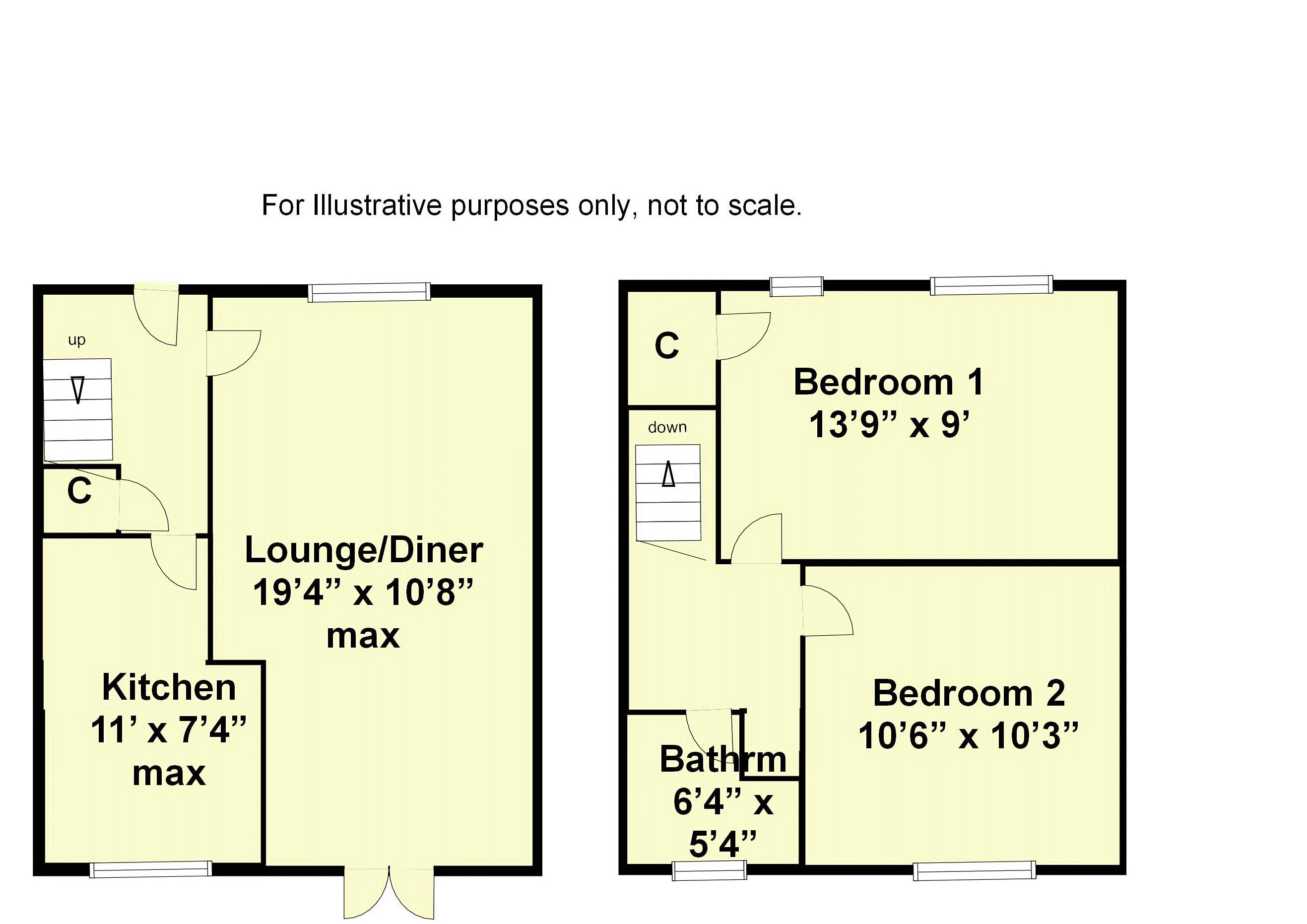 Main Street - Floorplan