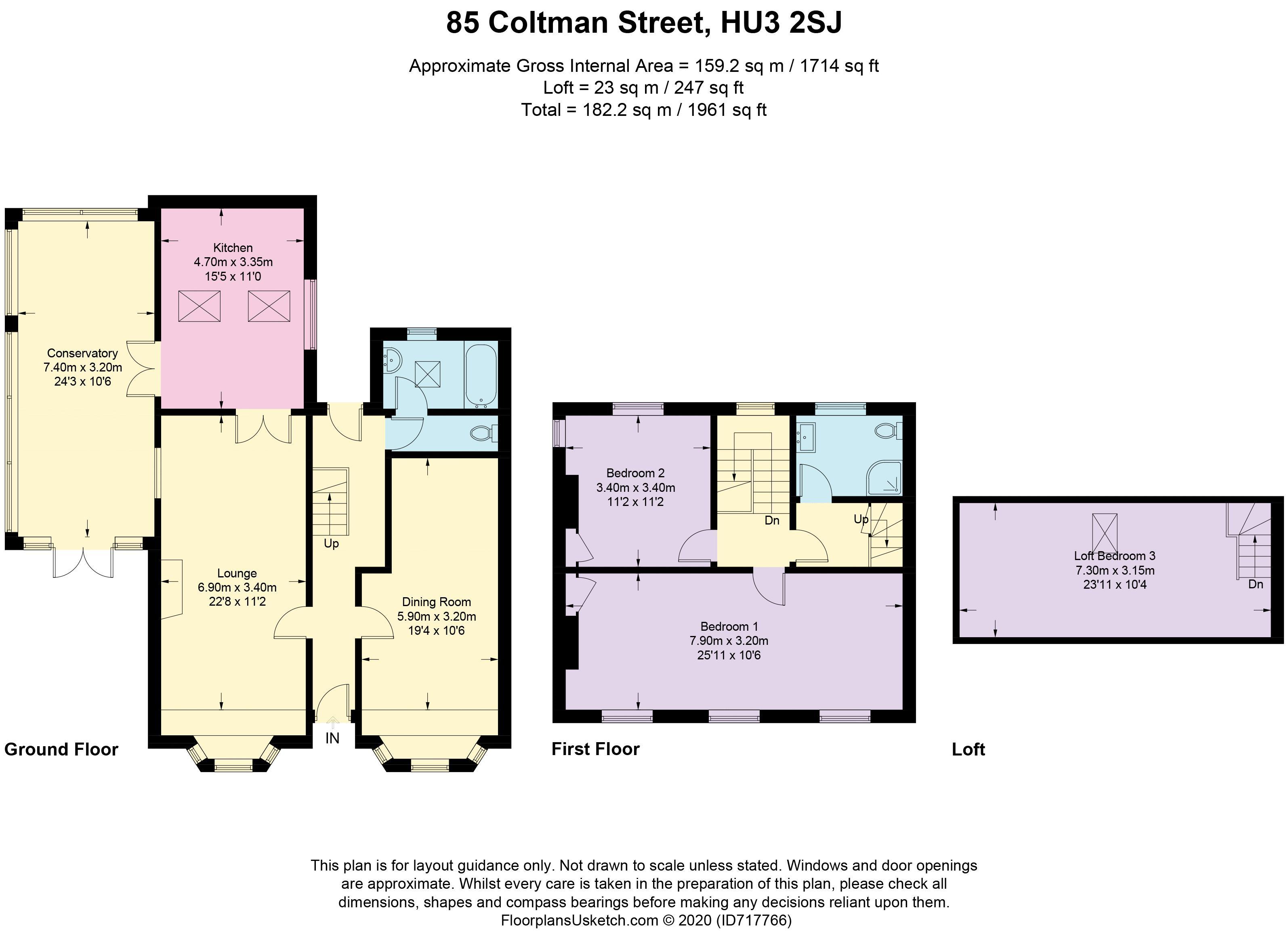 Coltman Street
