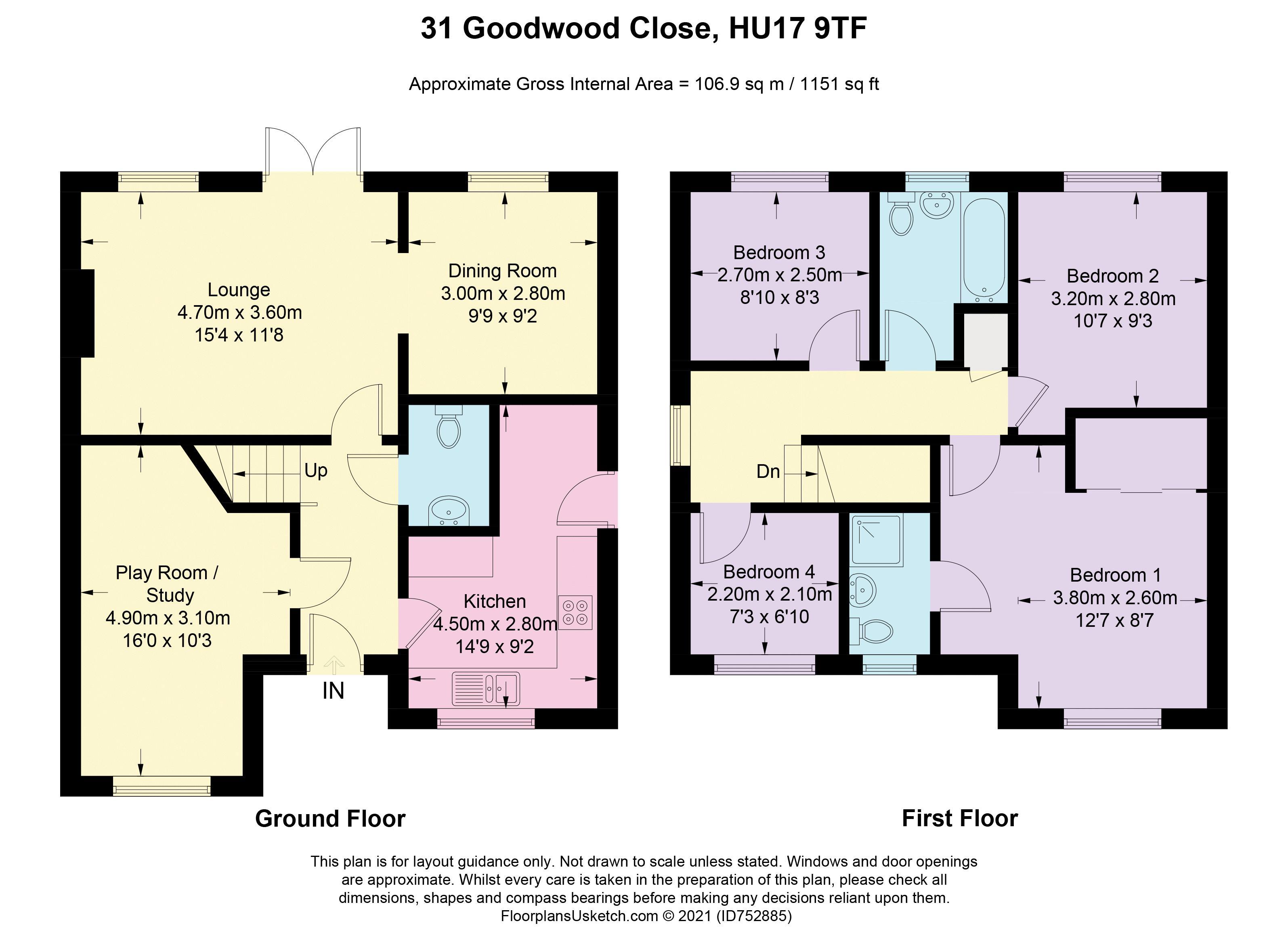 Goodwood Close