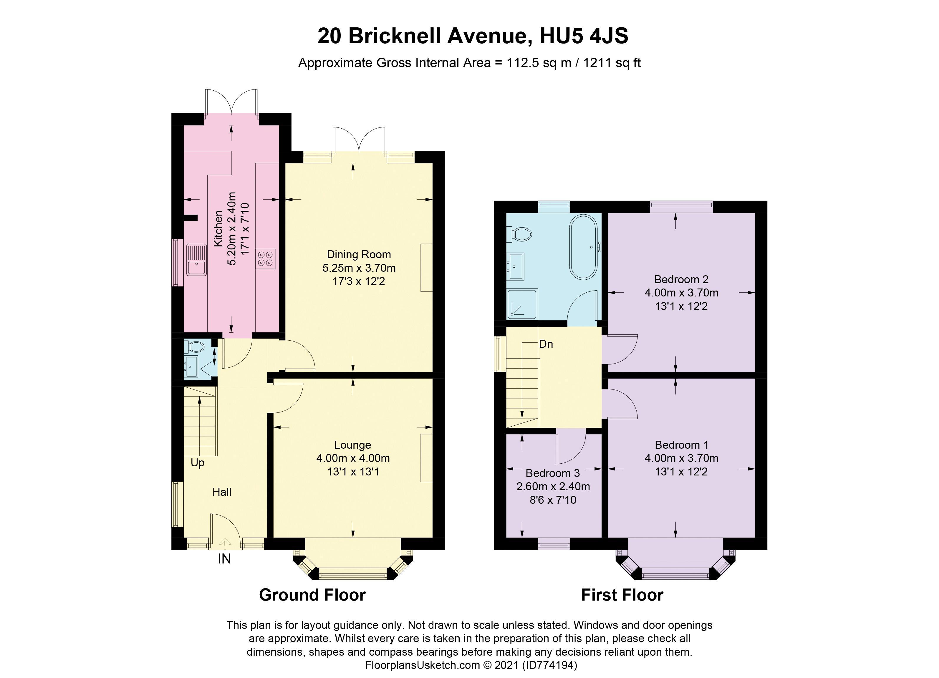 Bricknell Avenue