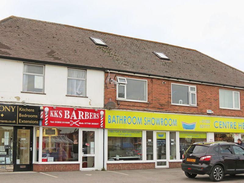 1 Bedroom Flat for sale in Alder Road, Wallisdown